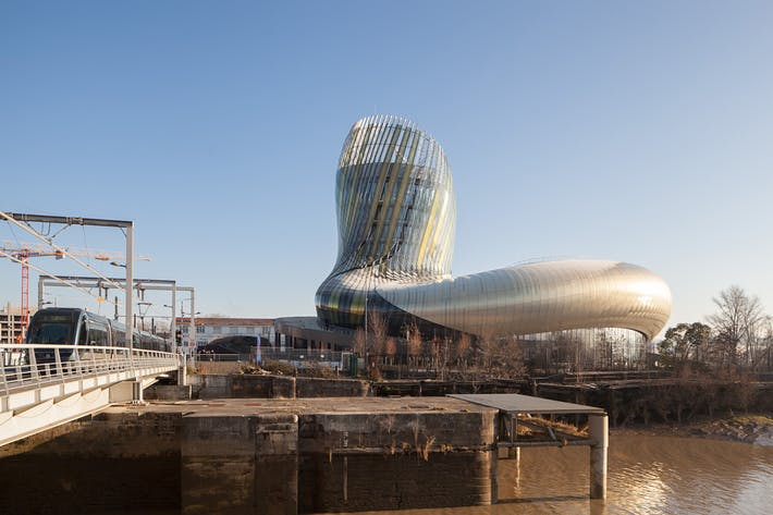 The shortlisted architects of the 2017 women in for W architecture bordeaux