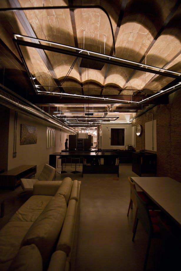 Lighting Carpets