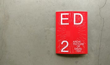 "Archinect is pleased to release Ed #2 ""Architecture of Disaster""!"