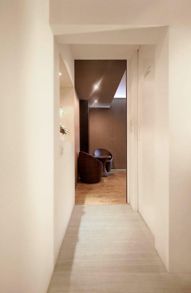 AQSO arquitectos office. W salon. Interior
