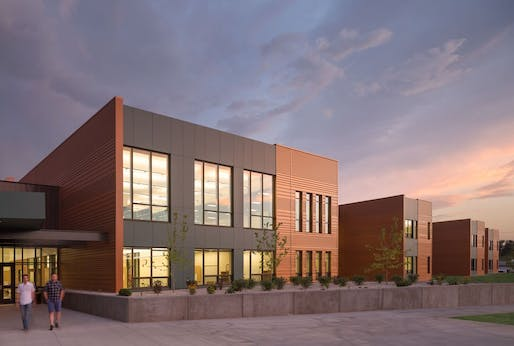 Education Award winner: Medicine Crow Middle School located in Billings, Montana. Image: Lara Swimmer.