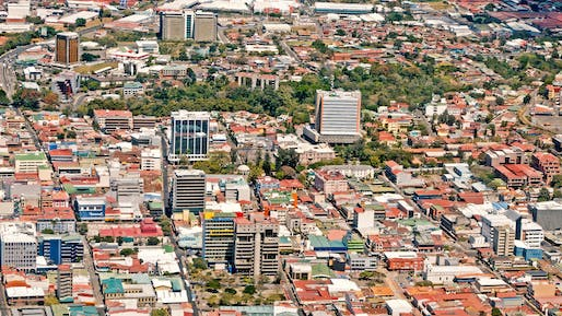 "Downtown San Jose, Costa Rica. Photo: Bernal Saborio/<a href=""https://www.flickr.com/photos/44073224@N04/36417106715"">Flickr</a>"