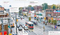 How much does a (Toronto) street cost?