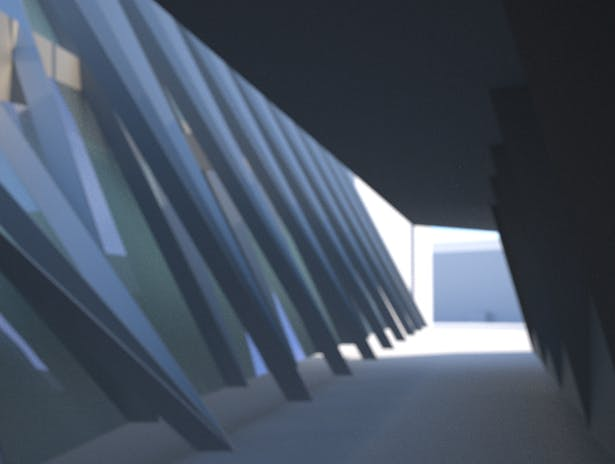 Corridor Rendering