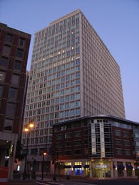 2016 Massachusetts General Hospital Administrative Offices
