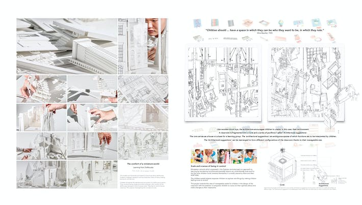 Winners of the RIBA 2015 President's Medals Student Awards