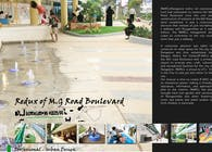 Revitalization of M.G Road Boulevard(Urban development for Bangalore metro)