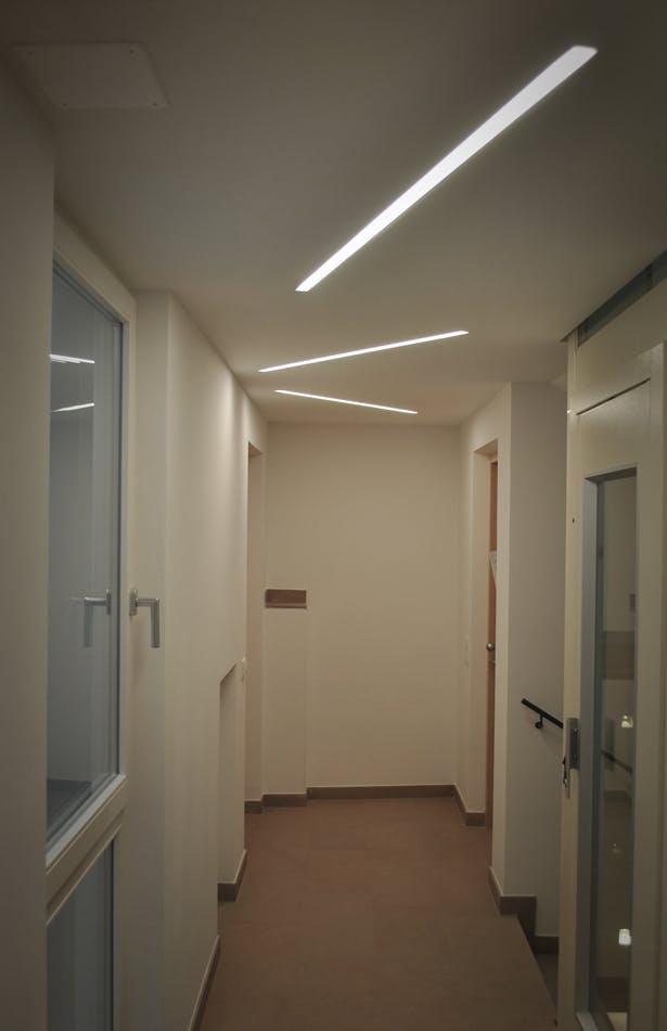Brunico Via Centrale Dipiuerre Architettura Archinect