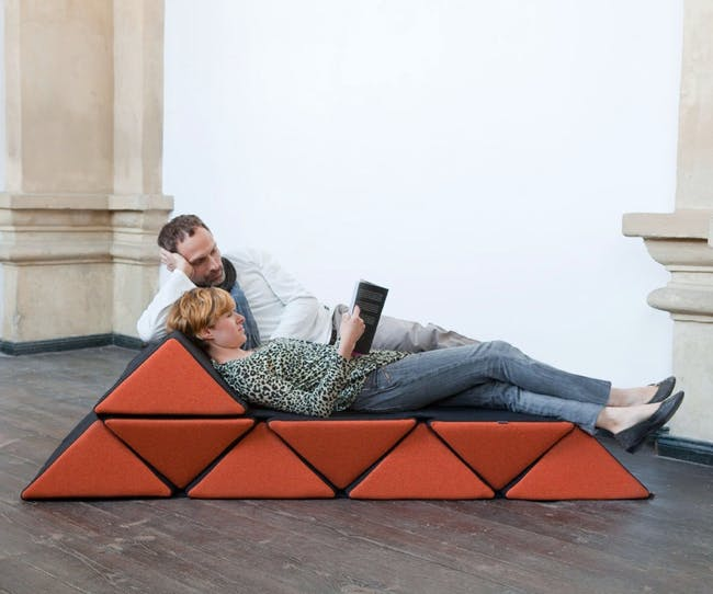 Emerging Talent Jury Honor Awards: Ryszard Manczak / Tango Pouf. Photo courtesy of Inside 2013.