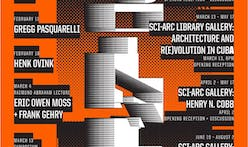 Get Lectured: SCI-Arc, Spring '15