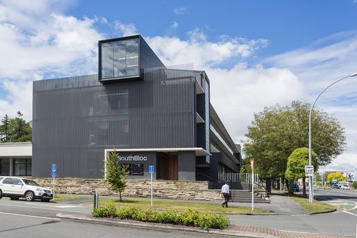 Commercial - South Bloc, Hamilton by Edwards White Architects.