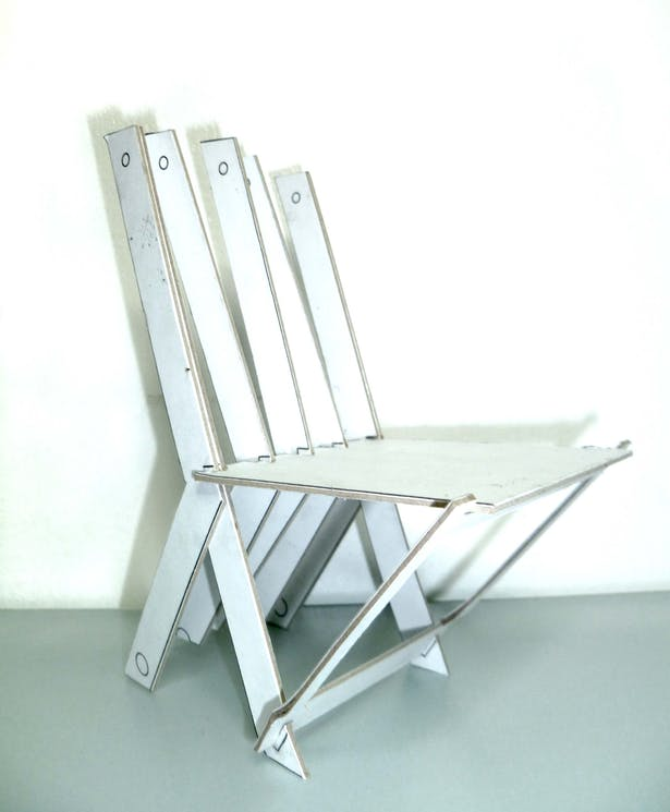 Enjoyable Cnc Milled Chair Jenna Cruff Archinect Spiritservingveterans Wood Chair Design Ideas Spiritservingveteransorg