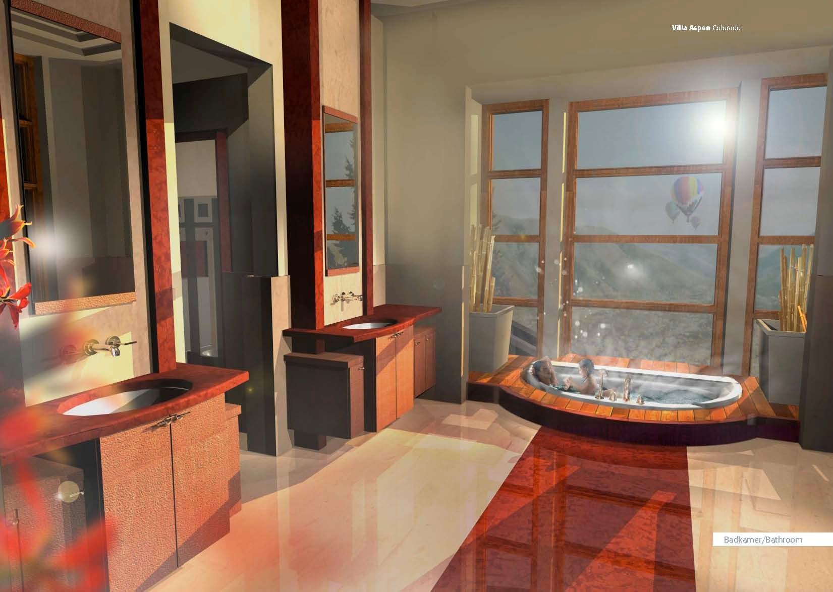 Residential villa Aspen CO | Tudor Slavici | Archinect