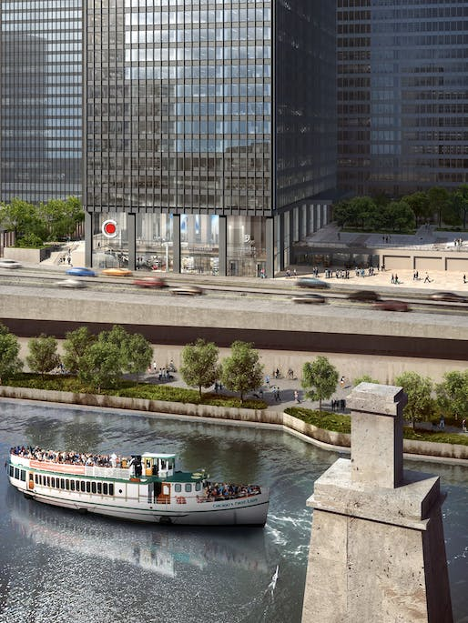 The Chicago Architecture Foundation is moving to 111 E. Wacker Drive in summer 2018, where it will establish Chicago Architecture Center.
