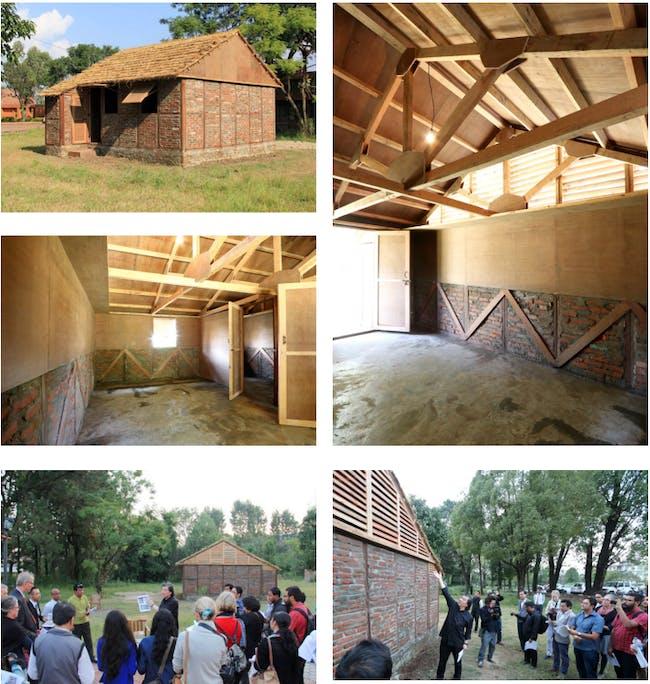 'Nepal House Project' by Shigeru Ban Architects