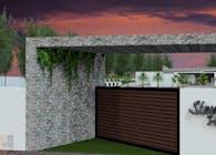Architecture - Farmhouse Design and Development For Mrs.Subbulakxmi Manimaran at Vedanthangal