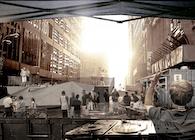 Transient Urban Platforms