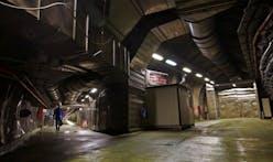 Inside three vast halls