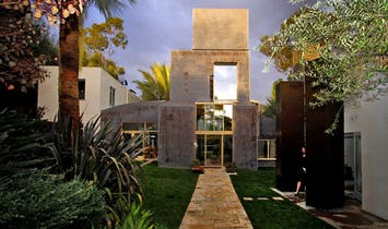 Frank Gehry's Schnabel House updated and sold for $9.5M