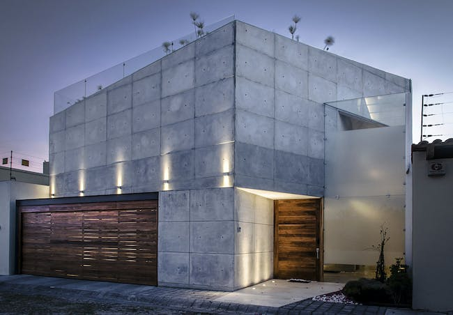 Xafix House in Aguascalientes, Mexico by Luis Morán in collaboration with Arkylab
