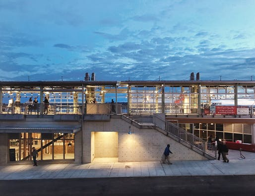 Pike Place MarketFront, Seattle | Miller Hull Partnership, LLP. Photo: Miller Hull.