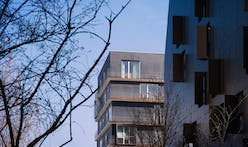 LAN Architecture Completes 70° Sud Housing Project in Boulogne-Billancourt