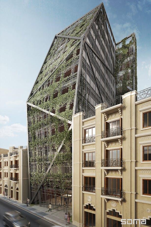 Michel Abboud Design for Castor