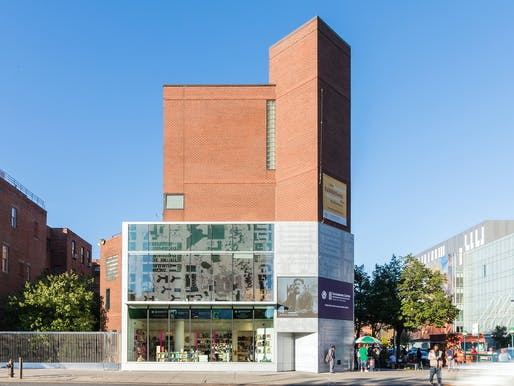 Oct 8: Schomburg Center for Research in Black Culture, New York Public Library, Architect: Marble Fairbanks, Photo: Marble Fairbanks.