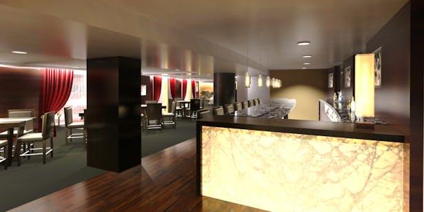 Club Entry - Host Station