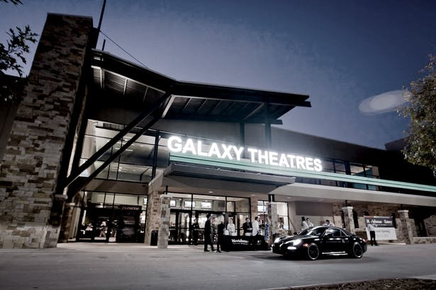 Galaxy Moviehouse & Eatery, Austin, TX