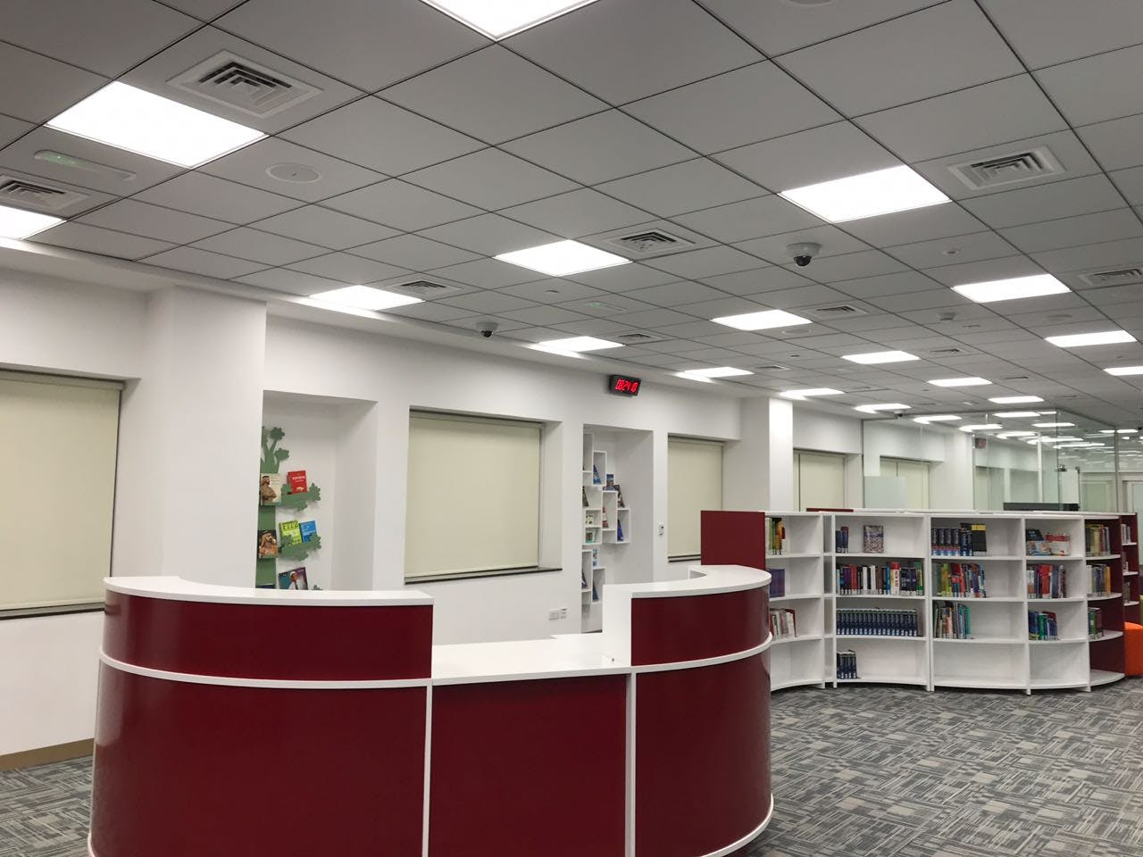 office lighting solutions. Lighting Is The Most Significant Part Of Workplace Physical Conditions. Proper Involves Adequate Amount Light, Dispersal And Diffusion, Office Solutions E