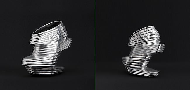 Zaha Hadid for United Nude Nova Shoe.