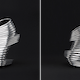 Zaha Hadid for United Nude Nova Shoe.