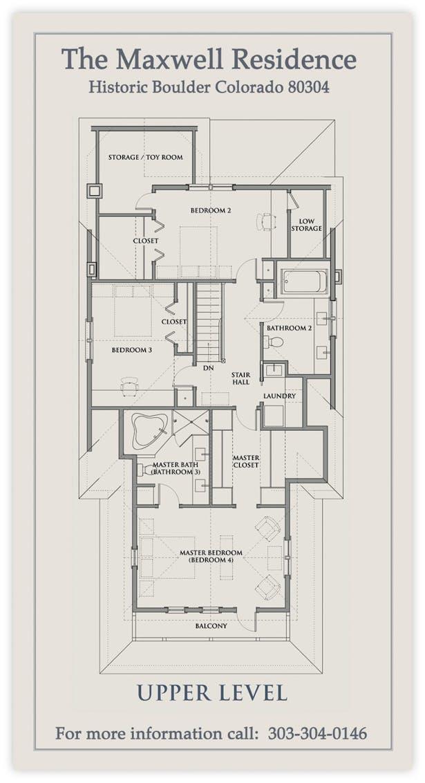 Home Plans 2nd Flr