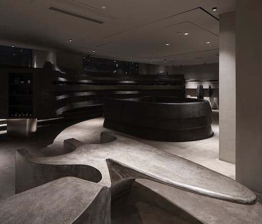 Retail Winner: BLANK (Shanghai, China) by Hangzhou AN Interior Design Co. Photo: Yujie Liu.