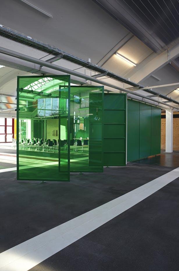 The Spinning Mills / schmidt hammer lassen architects