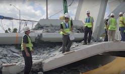 Lawsuit over reports on FIU bridge collapse declared confidential