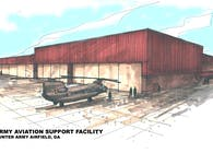 2003 Hunter Army Airfield Aviation Hangar