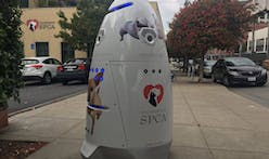 Meanwhile in San Francisco: deploying security robots to keep away homeless people