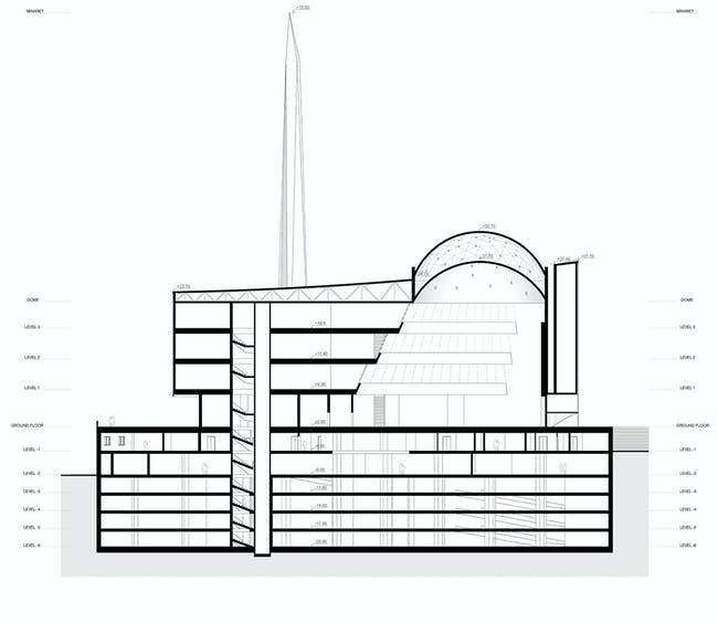 Section (Image: Maden&Co)