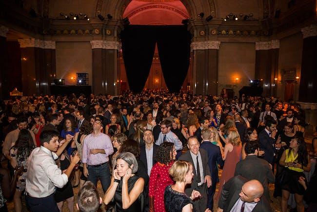 2014 Beaux Arts Ball: Craft. Photo by Leandro Viana.