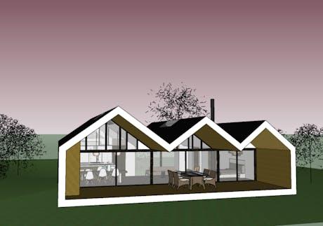 Smart Prefab Home Modular - Zalandio summerhouse