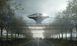 MAD designs a futuristic new campus for Faraday Future
