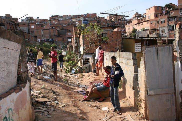 Sao Paulo Paraisopolis © George Brugmans