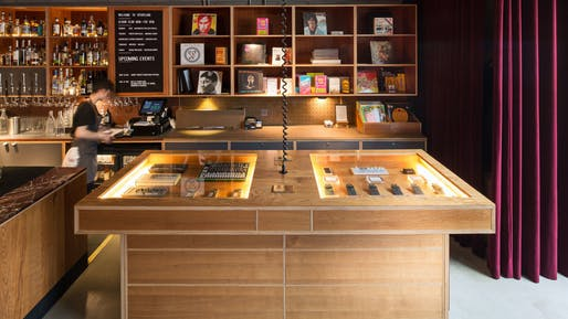Spiritland, N1 by Fraher Architects for Spirtland