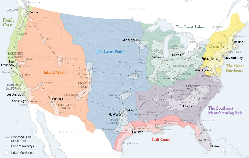 Connectivity, not territory: why we need to make a new map for the on map of america food, map of america baby, map of america please,