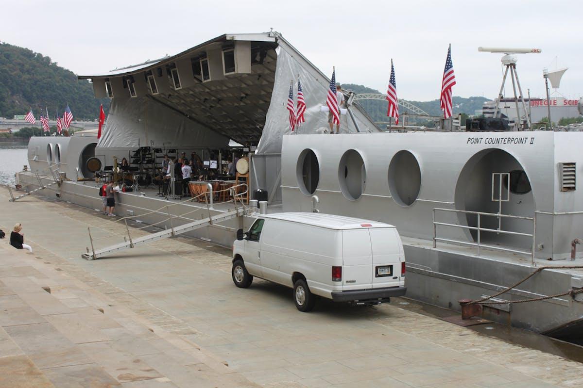 After Yo-Yo Ma\'s plea, Point Counterpoint II, Louis Kahn floating ...