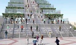 Renderings of the Dubai Steps revealed