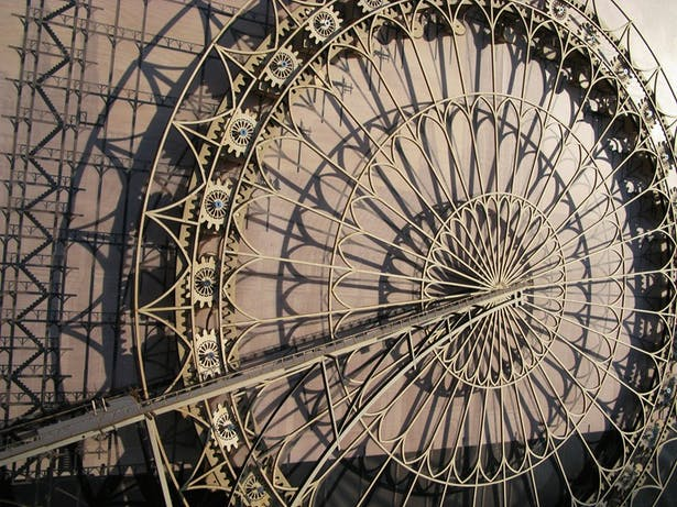 The Canterbury Wheel