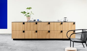 Get a glimpse of these hacked IKEA kitchens by BIG, Henning Larsen, and NORM Architects